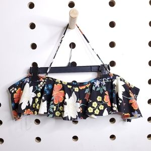NEW Byrds Of Paradise Halter Swim Bikini Top